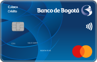 Tarjeta de crédito Clásica Banco de Bogotá requisitos