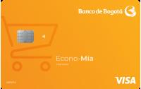 Tarjetas de crédito Económica Banco de Bogotá requisitos